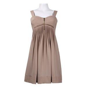 Apron Lined Dress(JS2A3668/DUN)
